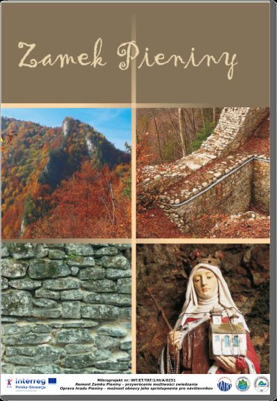 link do folderu o zamku Pieniny
