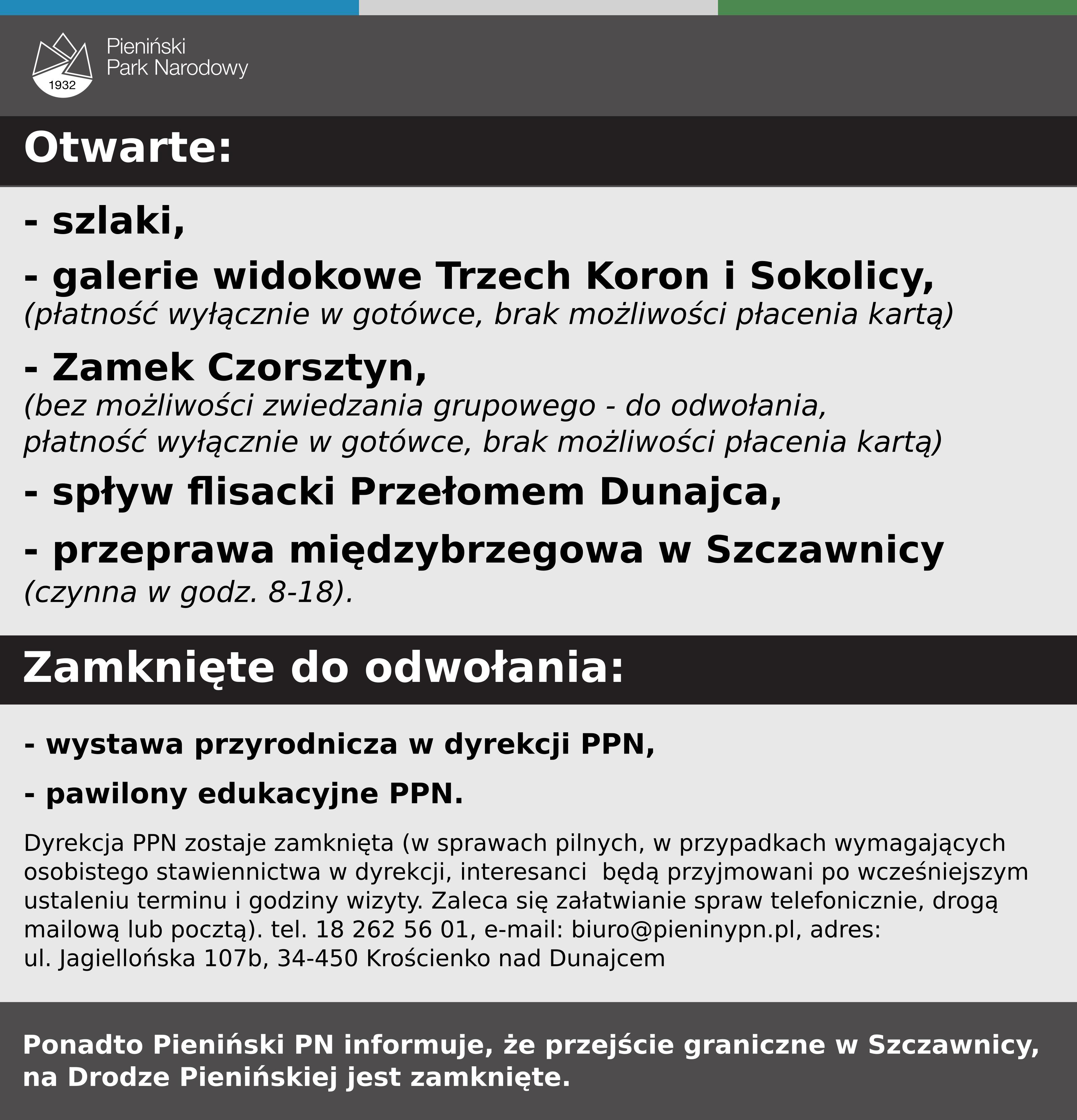 Informacja o zasadach udostępniania PPN